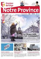 Notre Province n°73 - Avril 2016