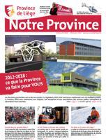 Notre Province n°60 - Décembre 2012
