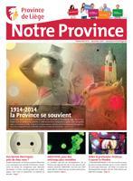 Notre Province n°64 - Décembre 2013
