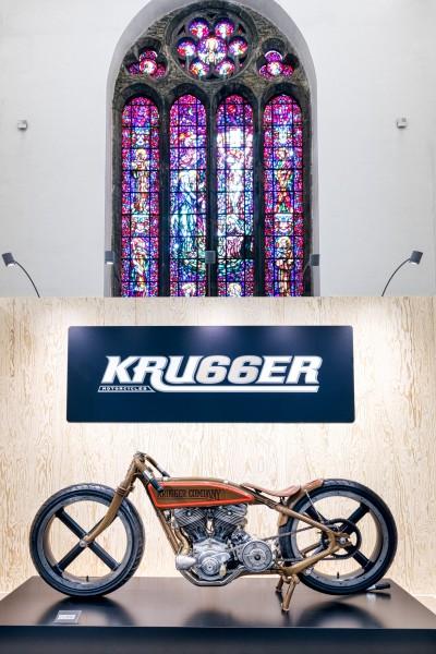 Harley-Davidson Speedbowl by Fred Krugger