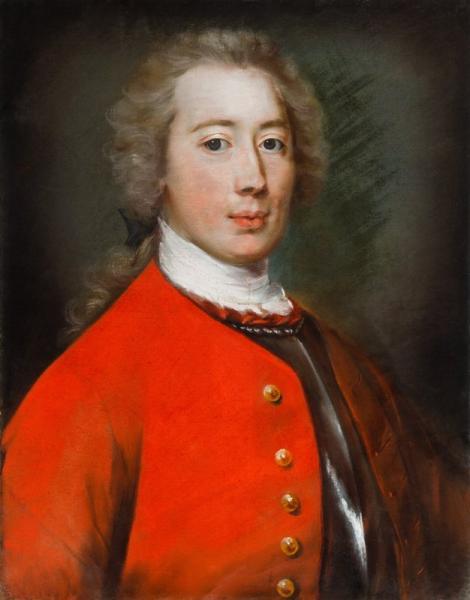 Portrait de John Butler, 17th Earl of Ormonde - Province de Liège - Collections du Château de Jehay ©