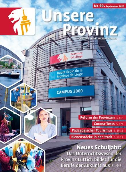 Unsere Provinz Nr. 90 - September 2020