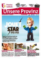 Unsere Provinz Nr. 72 - Dezember 2015