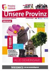 Unsere Provinz Nr. 75 - September 2016
