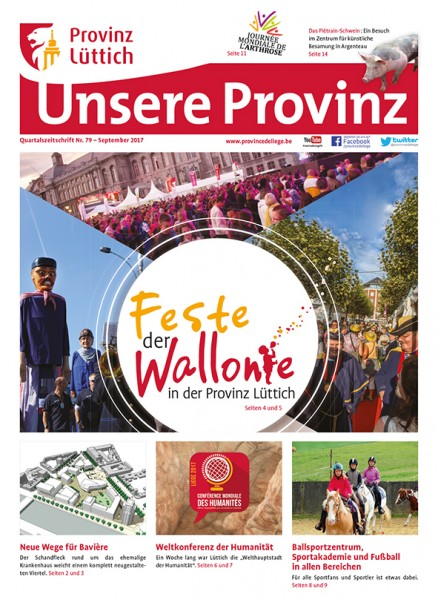 Unsere Provinz Nr. 79 - September 2017