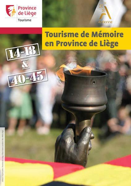 """Brochure """"Tourisme de Mémoire"""""""