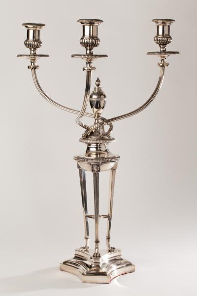 Chandelier - Province de Liège - Collections du Château de Jehay ©
