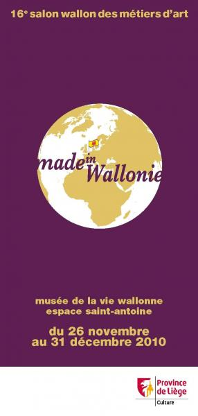 Made in Wallonie