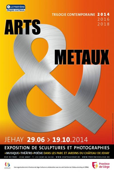 Arts & Métaux - Province de Liège ©