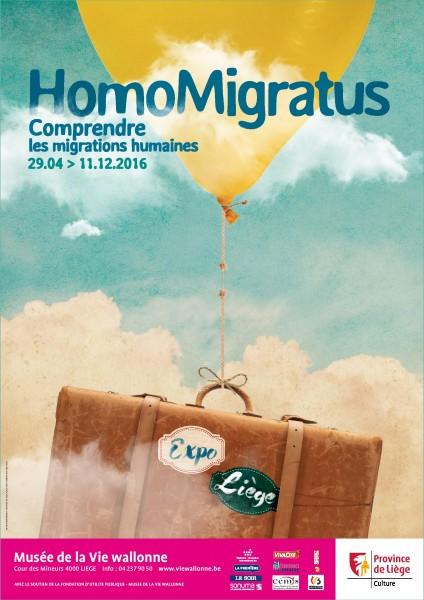 HomoMigratus Poster