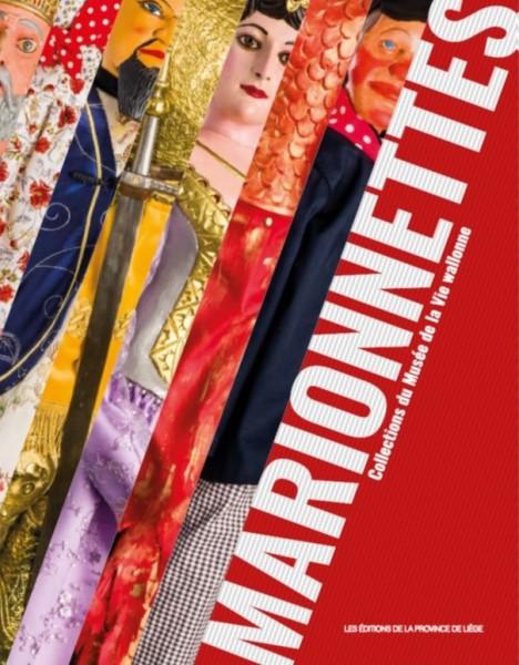 """""""Marionnettes - Collections du Musée de la Vie wallonne"""""""