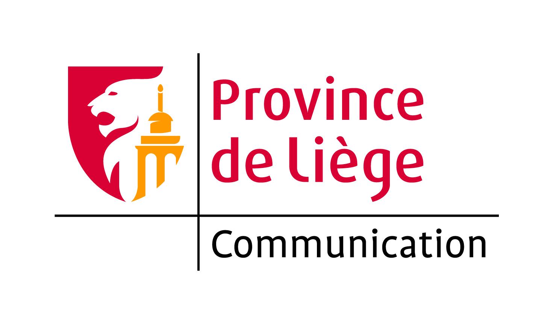 logos et charte graphique province de li232ge